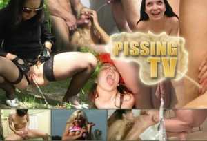 Top paid porn site if you're into awesome pissing flicks