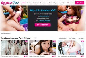 One of the most popular porn sites to enjoy awesome amateur HD videos