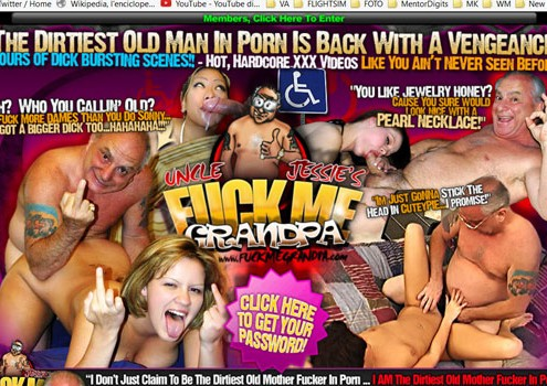 Greatest pay adult website with an old man fucking fresh pussies