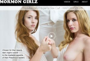 top pay porn site with the most excited mormon girls