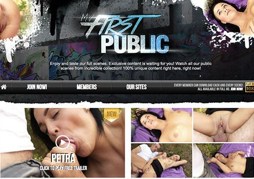 Amazing xxx site featuring awesome public videos