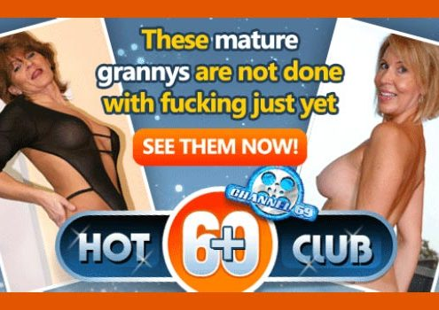 Hot60Club is the most popular mature porn site if you want hot granny hardcore vids.