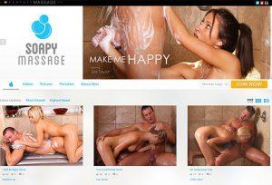 Great porn website with top notch massage stuff