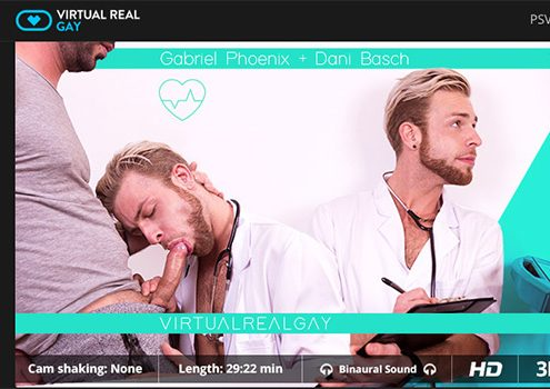 This one is the finest male on male porn website with awesome gay porn vids.