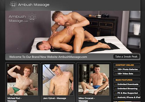 Recommended paid website to enjoy stunning gay material