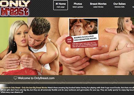 Most popular porn website offering top notch big boobs quality porn