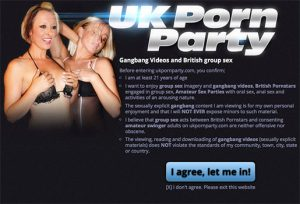 Top party porn site to enjoy shameless UK cuties getting wild