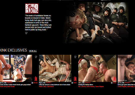 Great porn website to enjoy amazing BDSM quality porn